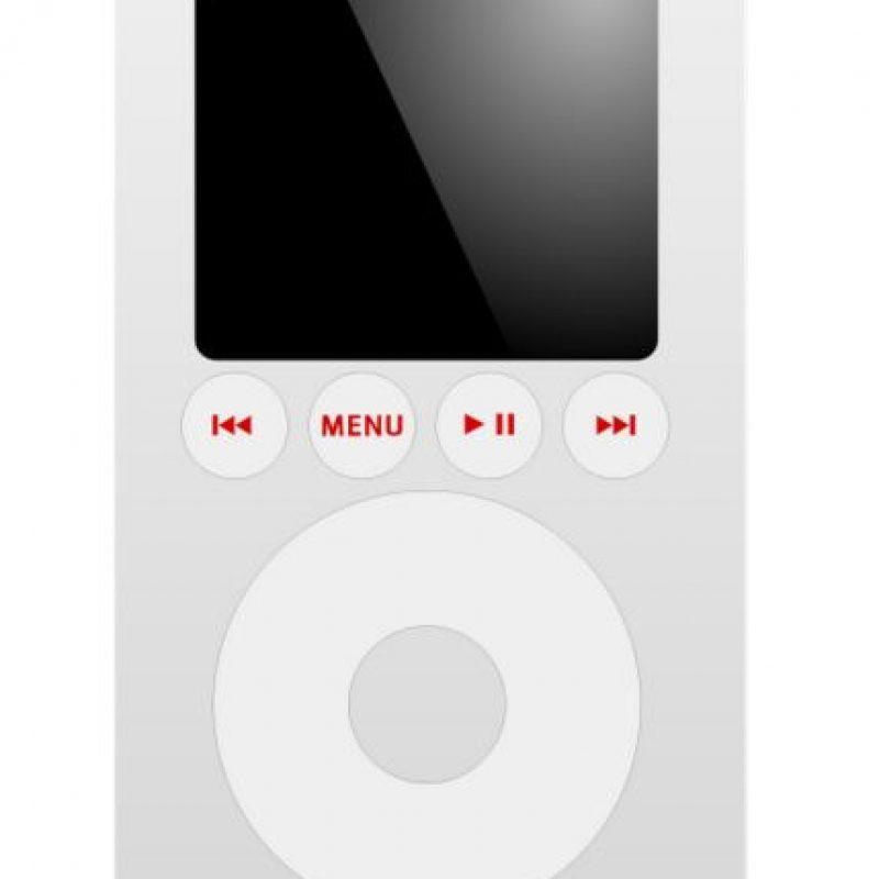 Tercer iPod Foto:Apple