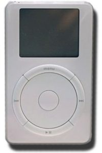 Primer iPod Foto:Apple