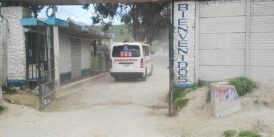 Artefacto explota dentro de cárcel Cantel donde hay 1,808 reos