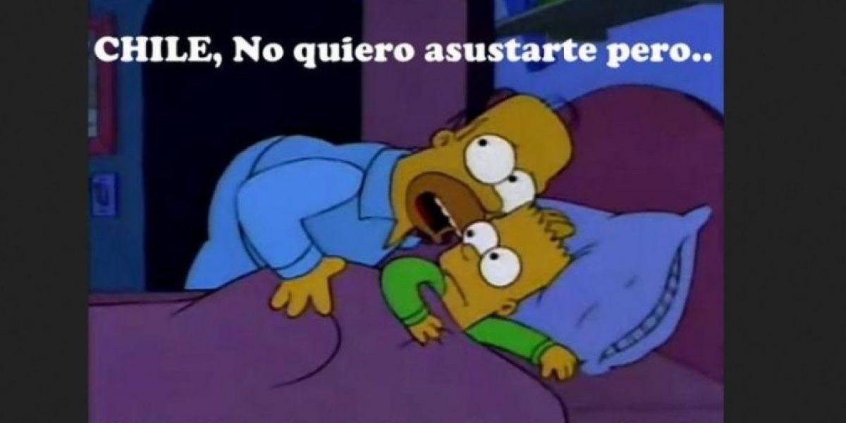 Ola de memes calientan la final de la Copa América Chile-Argentina