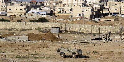 Ejército egipcio recupera el control del Sinaí luego de ataque de ISIS