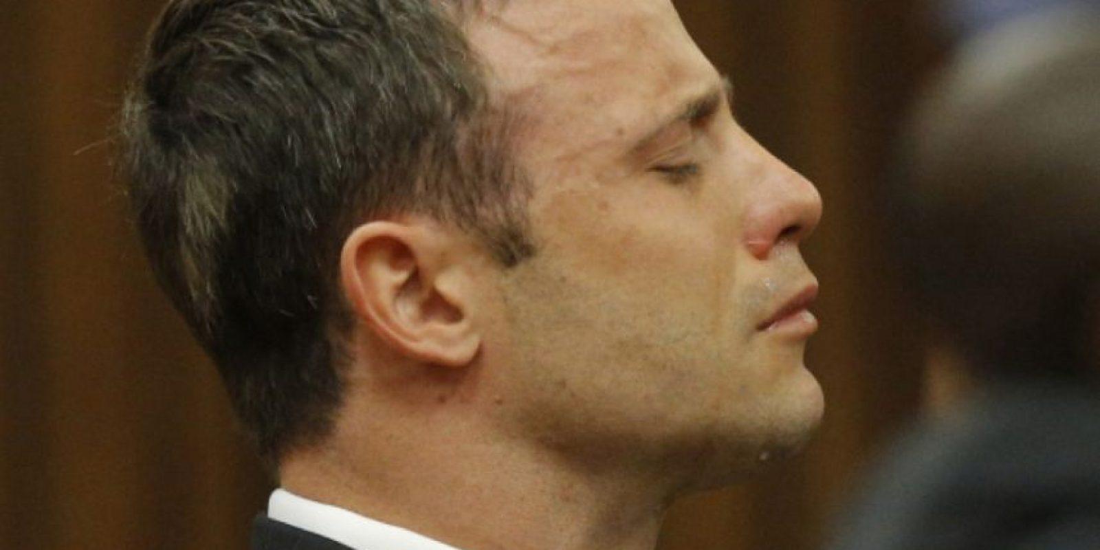 5. Oscar Pistorius Foto:Gettty Images