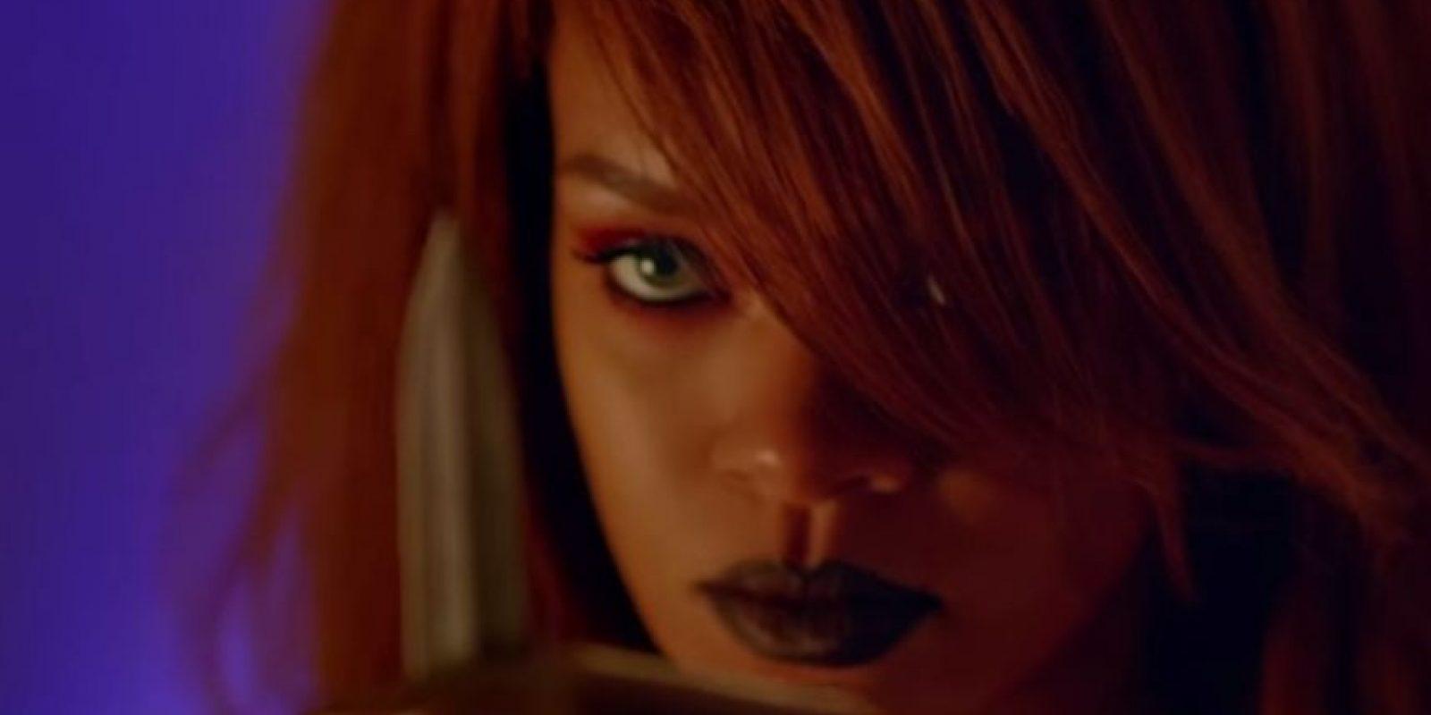 Foto:Vía RihannaVEVO