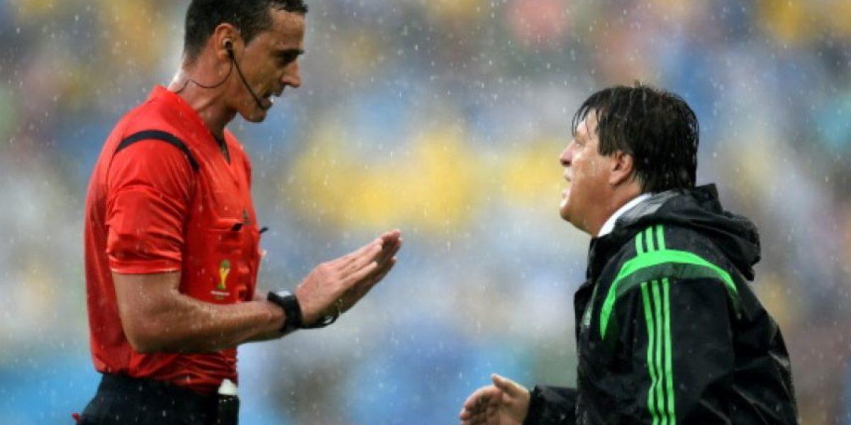 ¿El árbitro colombiano de la final de la Copa América apoya a Argentina en Facebook?