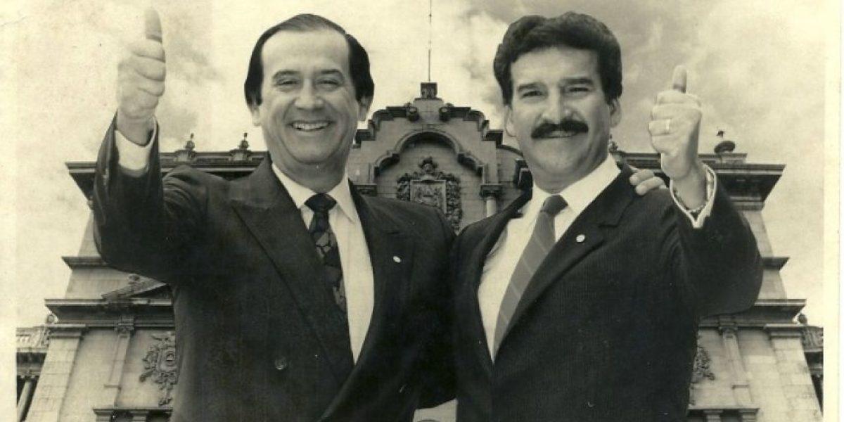A 22 años de la muerte de Jorge Carpio Nicolle
