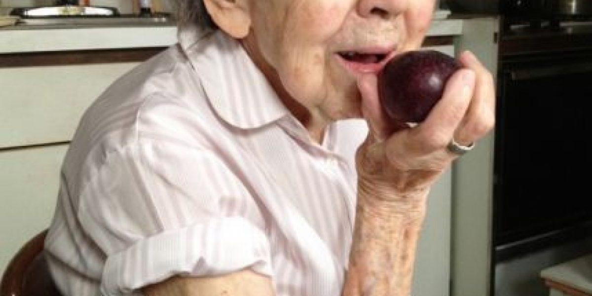 FOTOS: Ella es la abuelita más