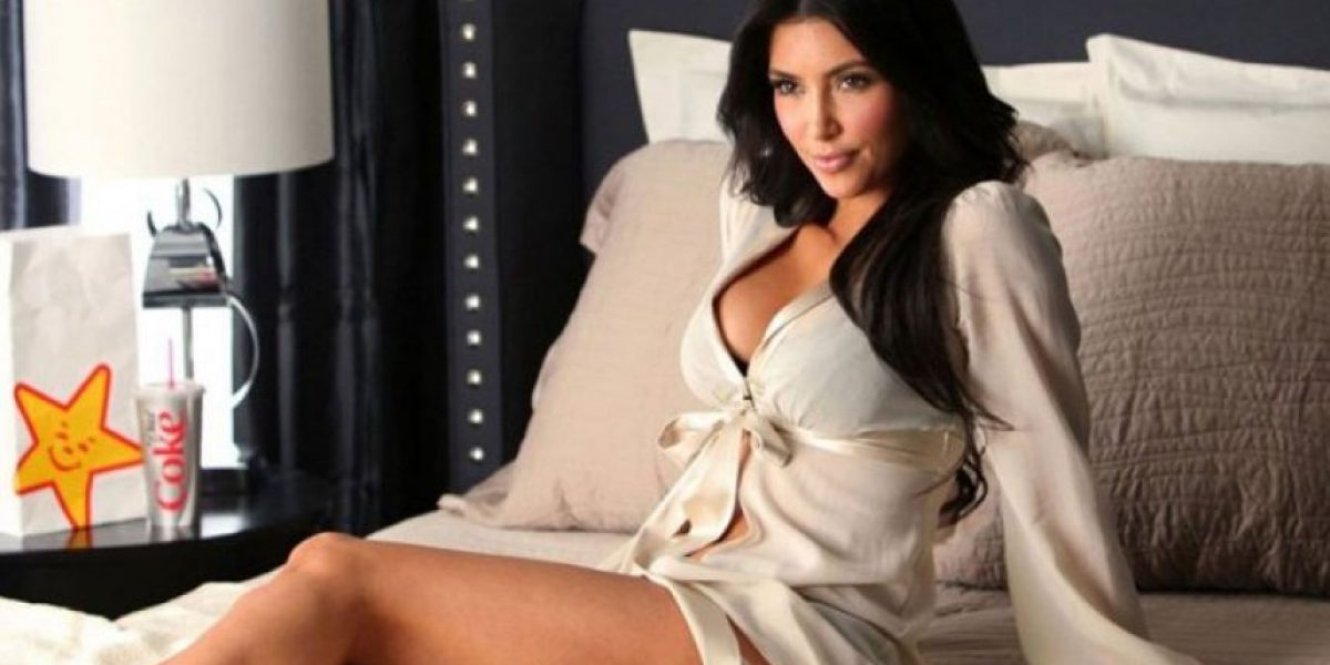 FOTO. Así luce Kim Kardashian sin botox
