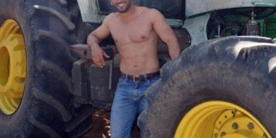 Ewerton Rodrigo Martín es un actor de 28 años que trabaja en una azucarera en Capivari, Sao Paulo, además de ser modelo en su tiempo libre, desde hace 5 años. Foto:Vía Instagram/Ewerton Rodrigo Martín