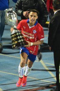El local se proclamó campeón por primera vez en su historia, al vencer en la final al favorito Argentina Foto:AFP