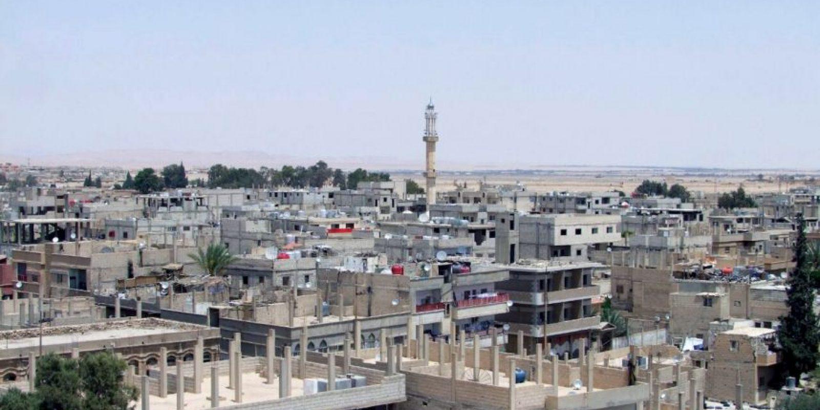 2. Dicha ciudad fue declarada como Patrimonio de la Humanidad por la UNESCO. Foto:AFP