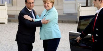 """Comentaron estar listos para escuchar """"propuestas serias de Grecia"""" Foto:AFP"""