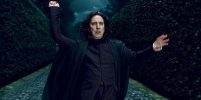 """""""Severus Snape"""" de """"Harry Potter"""" tiene un doble y es una estrella de Bollywood"""