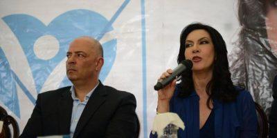 Zury Ríos espera que su inscripción no llegue hasta la CC