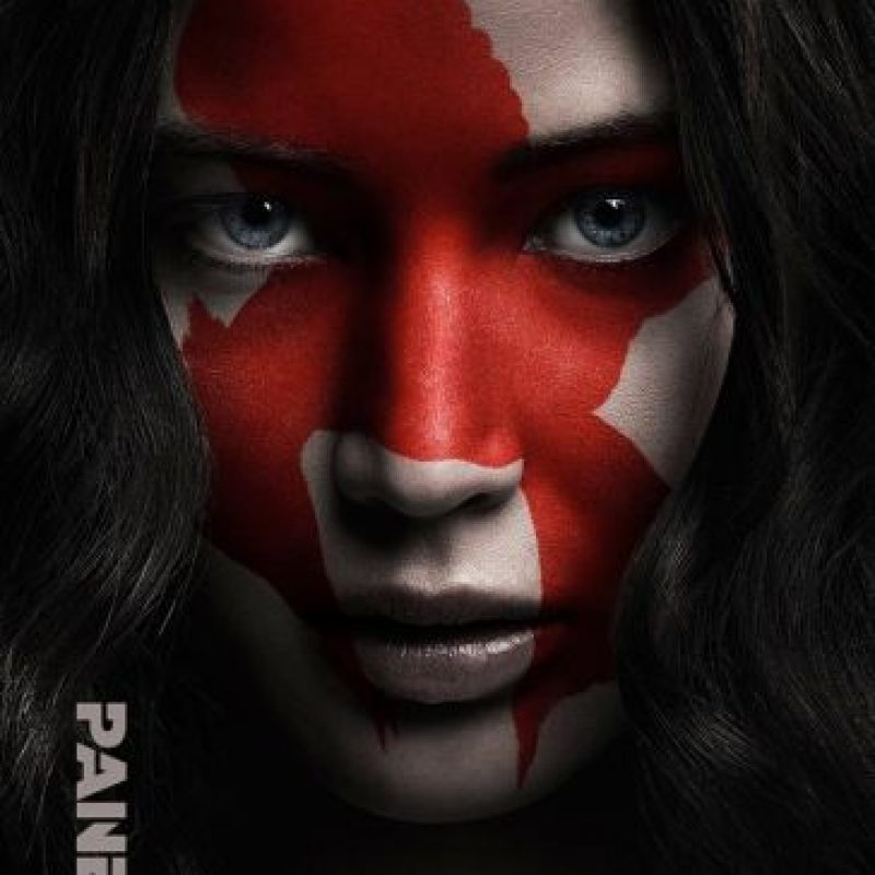 "Jennifer Lawrence (""Katnis Everdeen"") Foto:vía twitter.com/TheHungerGames"