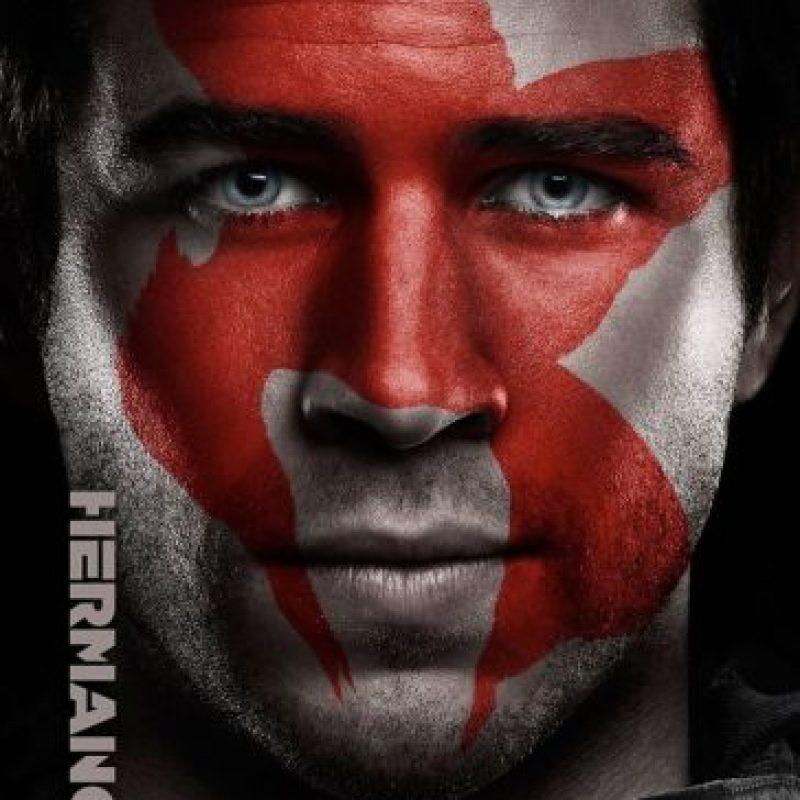 "Liam Hemsworth (""Gale"") Foto:vía twitter.com/TheHungerGames"