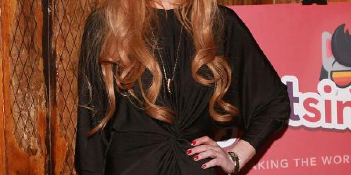 Lindsay Lohan rechazó trabajar para una famosa cadena de comida rápida