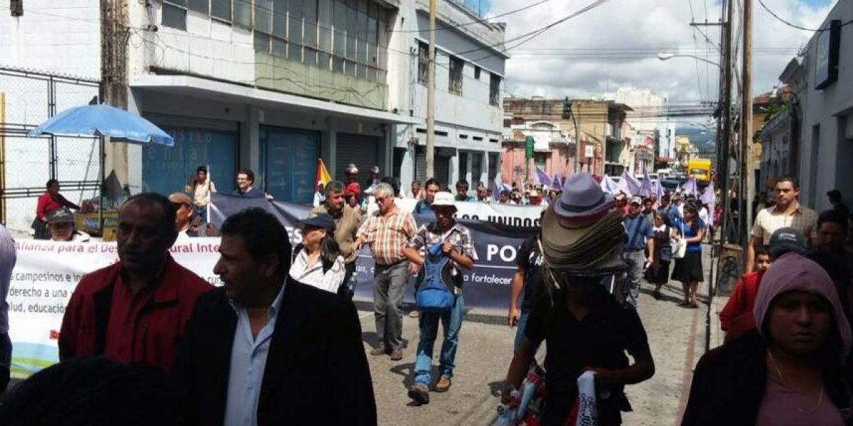 Plataforma para la Reforma del Estado pide aprobar de inmediato cambios a Ley Electoral