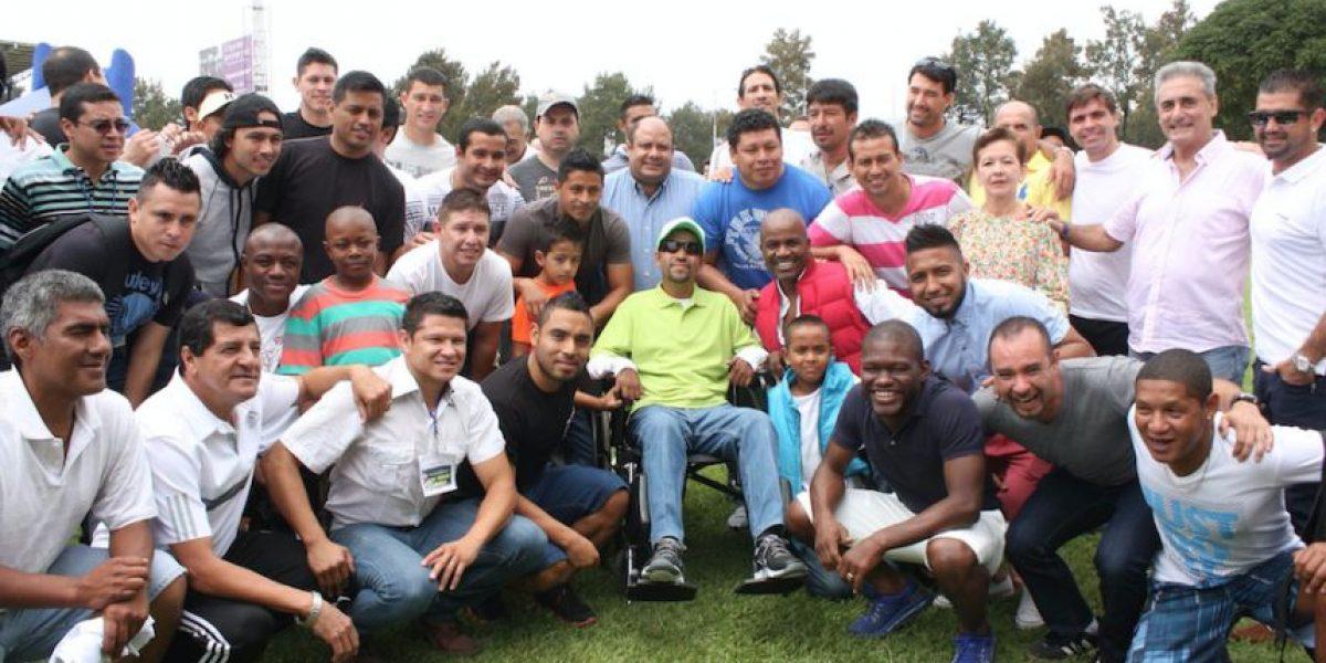 El futbol nacional se une para ayudar a Luis Bradley