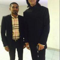 """Participó en famosas producciones de Bollywood como: """"ABCD (Any Body Can Dance) y """"Shahid"""". Foto:vía twitter.com/Athif_hussain"""