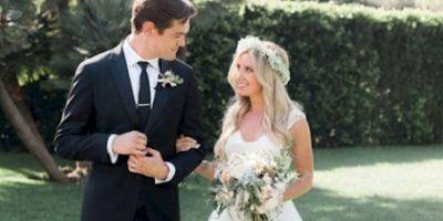 Según la revista People, la cantante y estrella de Disney Channel se casó con el músico Christopher French, el pasado ocho de septiembre. Foto:vía instagram.com/ashleytisdale