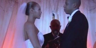 Luego de seis años de relación, el 4 de abril de 2008, los cantantes dieron el sí en una pequeña ceremonia en Nueva York. Foto:vía instagram.com/shawn.carter