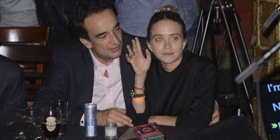 """En octubre de 2014, una fuente confirmó al portal """"InTouch"""" que la ex estrella infantil de 29 años y su pareja de 46 años de edad, hermano del presidente francés, Nicolas Sarkozy, se habían casado. Foto:Getty Images"""