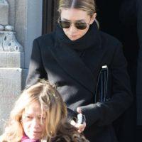 Una fuente informó al portal E! News, que las gemelas Olsen hicieron todo lo posible para evitar que la prensa se enterara de la ceremonia. Foto:Getty Images