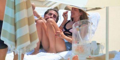 En días anteriores, los paparazzi captaron a Scott y su exnovia Chloé Bartoli juntos Foto:The Grobsy Group
