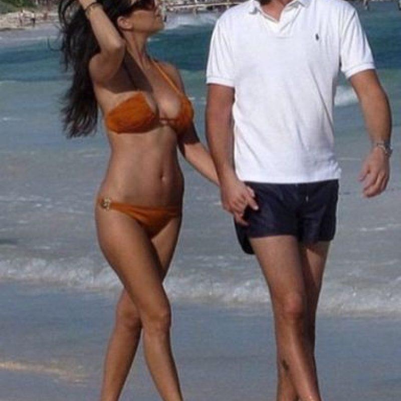 A pesar de las adicciones de Scott, la mayor de las Kardashian siempre apoyó a su pareja. Foto:vía instagram.com/letthelordbewithyou
