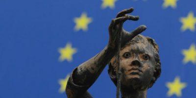 20- European Union (Unión Europea) – Es una comunidad política creada para propiciar y acoger la integración y gobernanza en común de los Estados y los pueblos de Europa. Foto:Getty Images