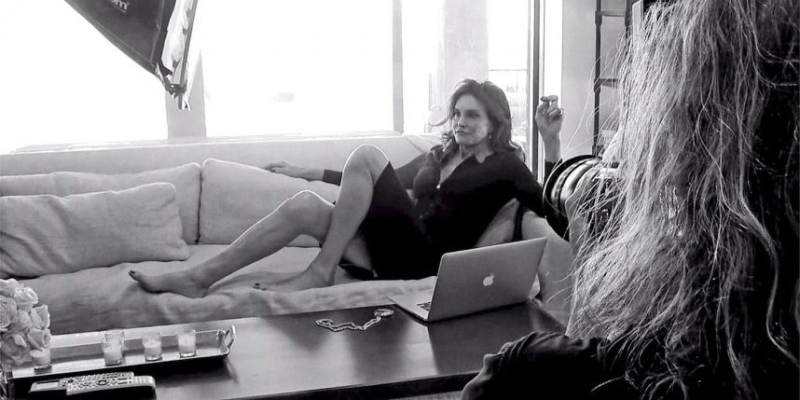 """""""The Real Me"""" es el primer artículo de una serie escrita por Caitlyn Jenner Foto:Grosby Group"""