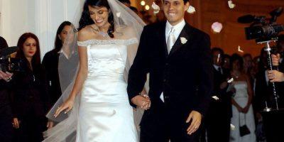 Marc Anthony y Dayanara Torres gastaron 500 mil dólares. Foto:Getty Images