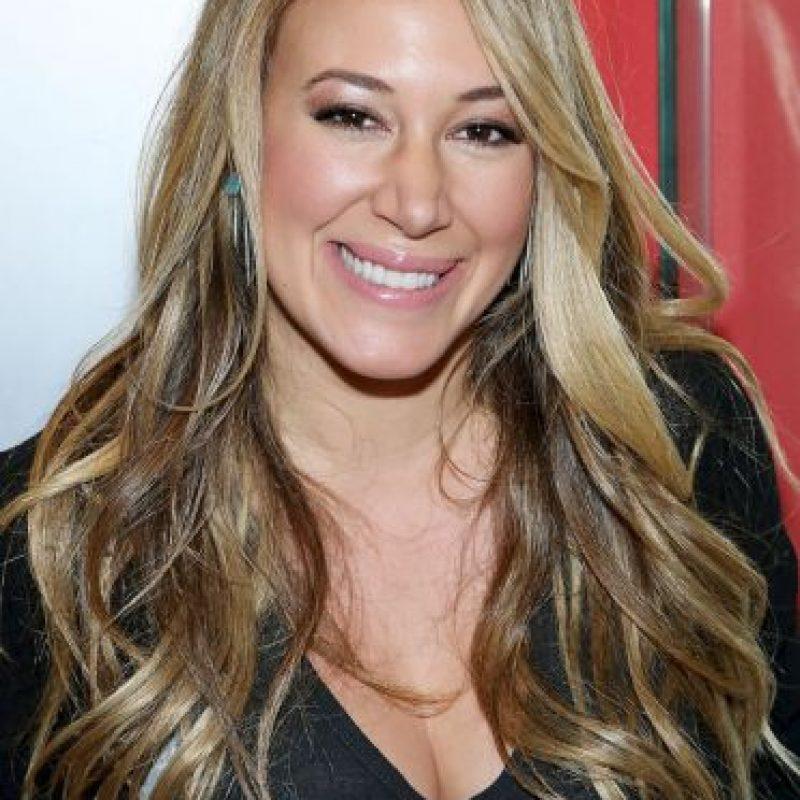También es cantante y actriz Foto:Getty Images