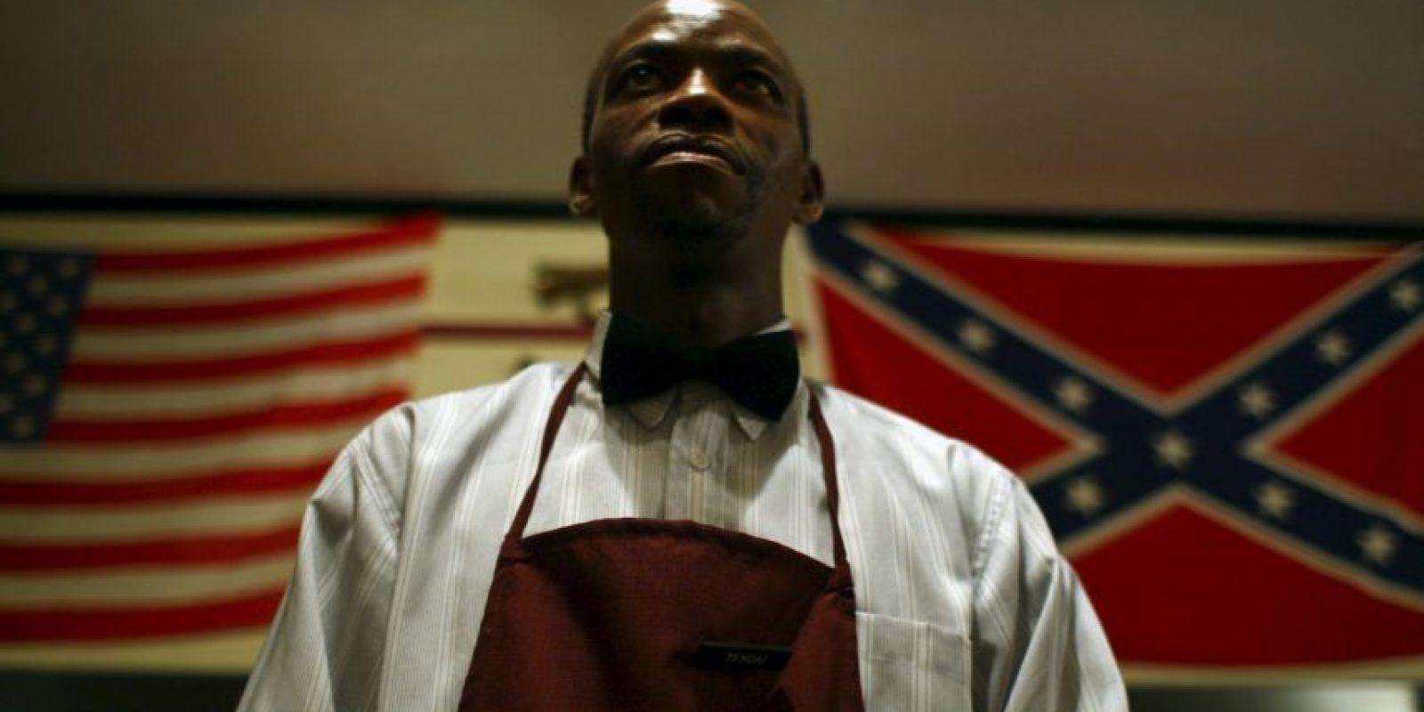 Donde la mayoría de los feligreses eran de raza negra y se consideró un acto de racismo. Foto:Getty Images