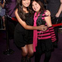 Demi Lovato y Madison de la Graza Foto:Getty Images
