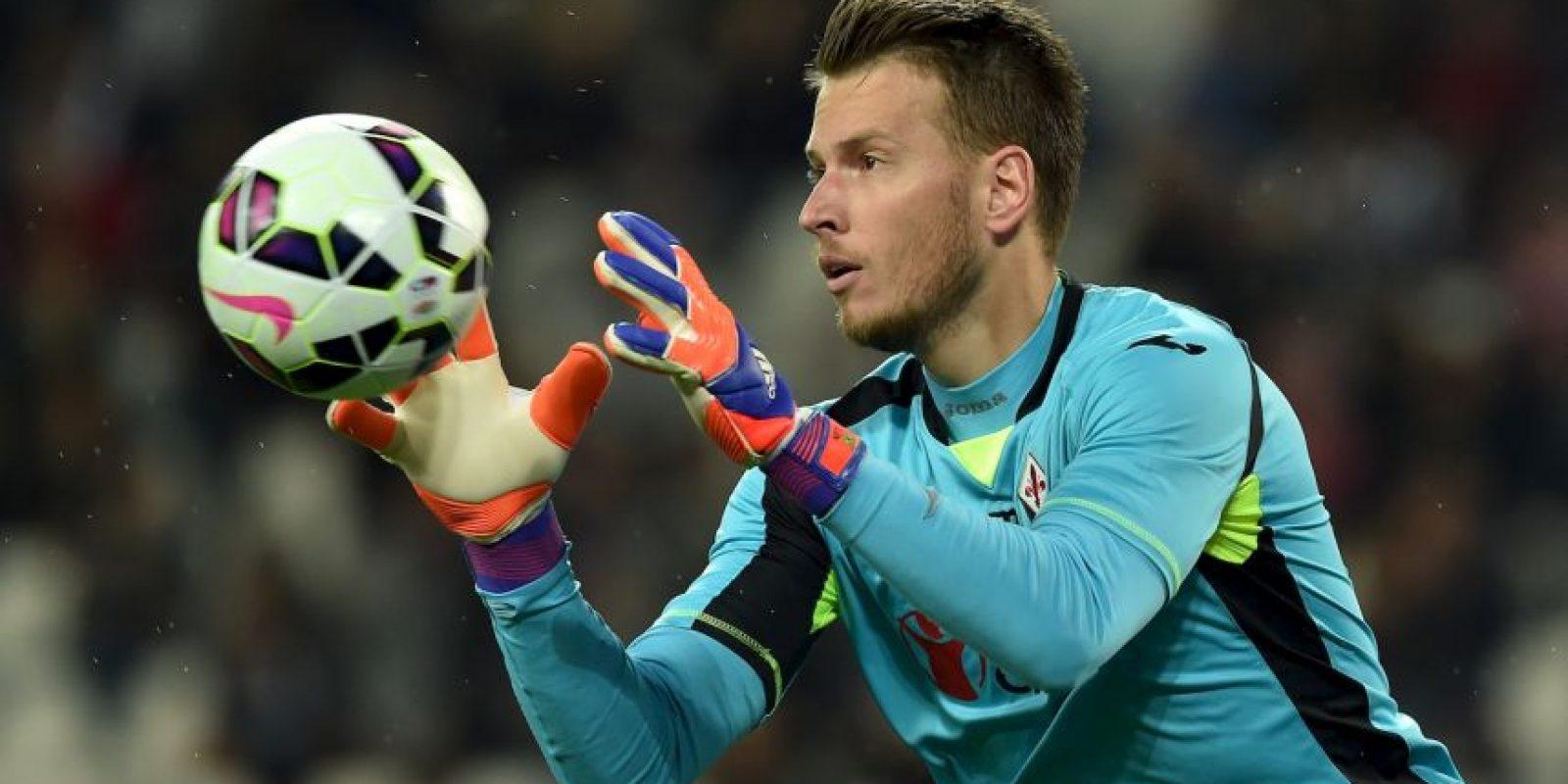 El portero brasileño es nuevo elemento de la Juventus de Turín Foto:Getty Images