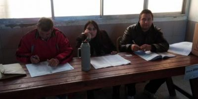 En Corrientes, Argentina, los ciudadanos argentinos votaron para elegir a 15 diputados y cinco senadores provinciales. Foto:Vía Twitter @jguille_1