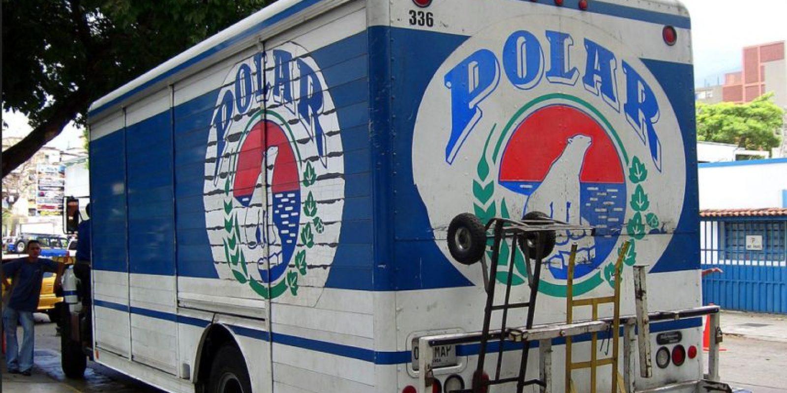 La cervecería Polar podría desaparecer del mercado. Foto:Vía lickr.com
