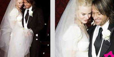Nicole Kidman y Keith Urban gastaron 250 mil dólares. Foto:Vía bodaclick.com