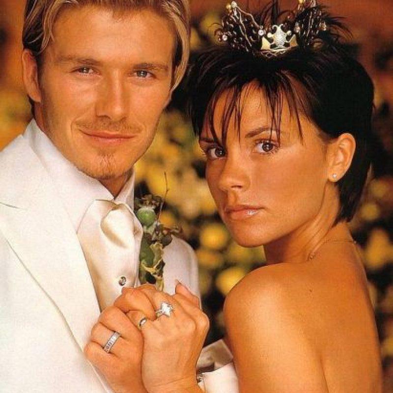 David y Victoria Beckham gastaron 800 mil dólares. Foto:Tumbrl