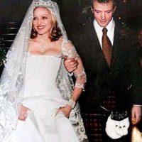 Madonna y Guy Ritchie gastaron un millón y medio de dólares. Foto:Vía bodaestilo.com