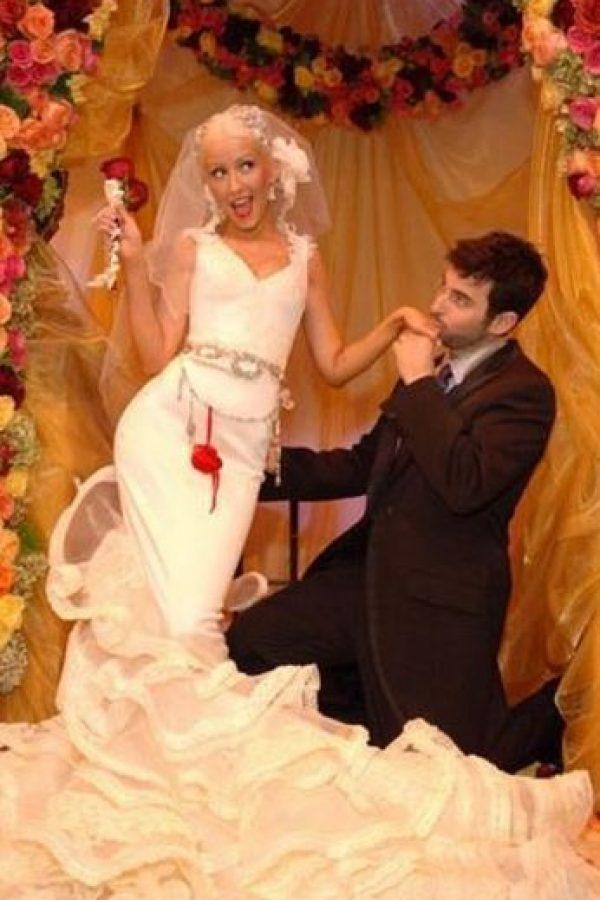 Christina Aguilera y Jordan Bratman gastaron 2 millones de dólares. Foto:Vía wowchristina.com