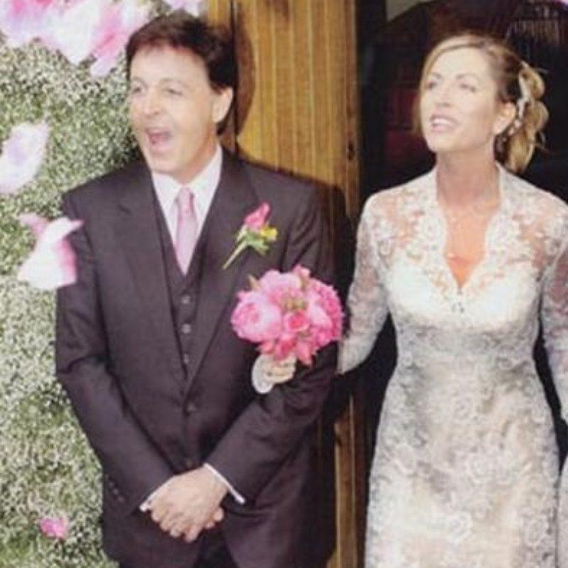 Paul McCartney y Heather Mills se gastaron 3 millones de dólares. Foto:Vía People