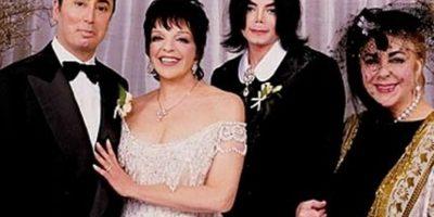 Liza Minnelli y David Gest gastaron tres millones y medio de dólares Foto:Revista OK