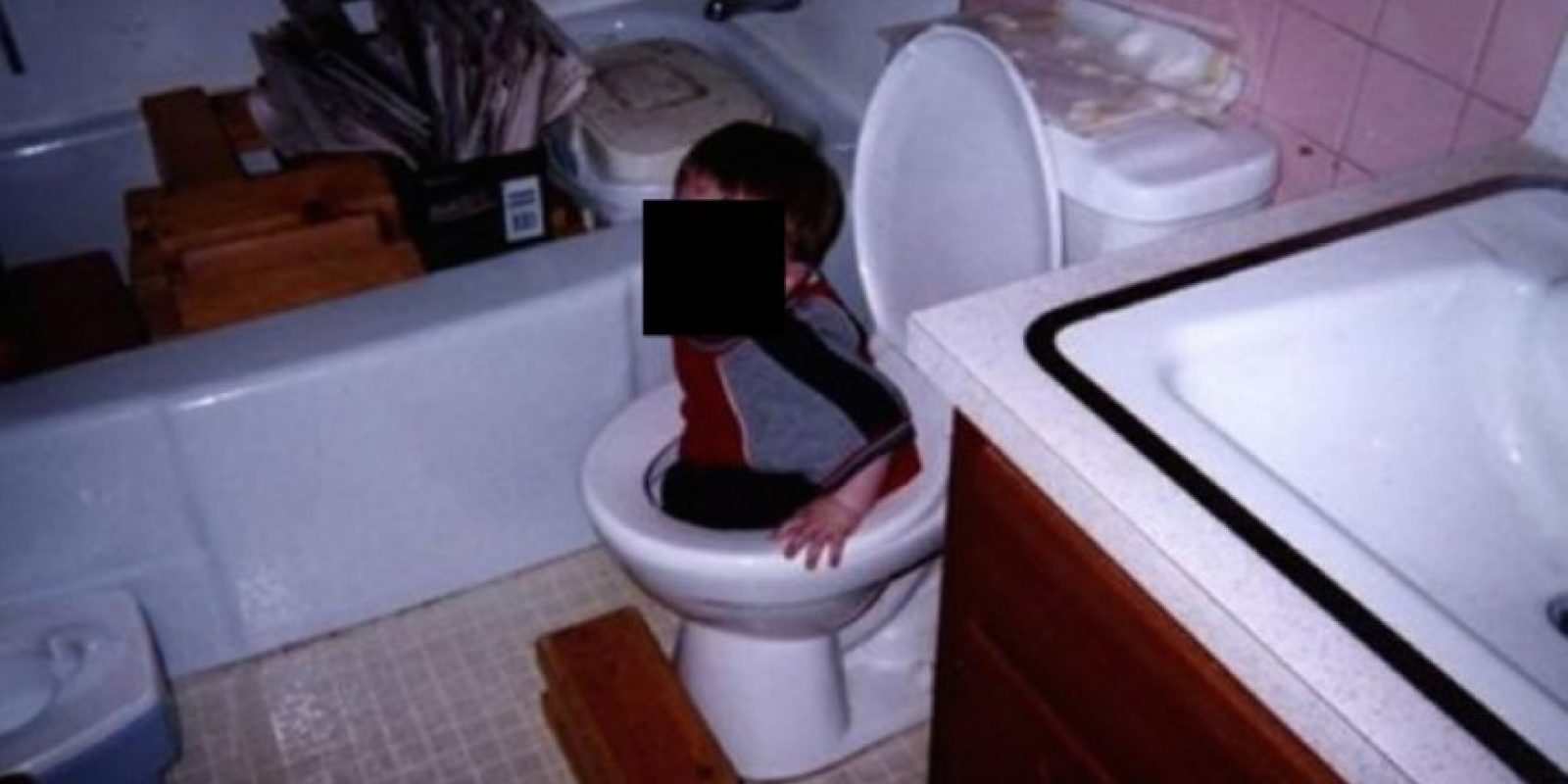 9. Dar castigos físicos sin razón lógica: los golpes en exceso son reprochables en cualquier caso. Foto:vía Epicfail.com