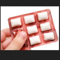 Los dientes están diseñados para triturar alimentos y la goma de mascar es suave. De este modo, los dientes comienzan a tocarse el uno con el otro, se astillan o propician rotura. Foto:Pinterest