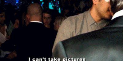 """""""No me tomo fotos con la gente común"""". Foto:vía E!"""