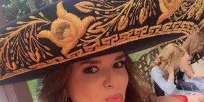 3. Alicia Machado. Foto:vía Alicia Machado/Facebook