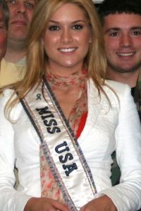 5. Tara Conner. Foto:vía Wikipedia