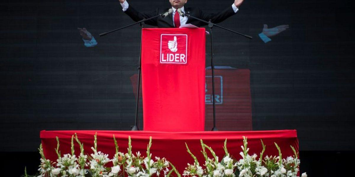 Baldizón pide acelerar antejuicio contra Pérez, pero omite el caso de los diputados de Líder